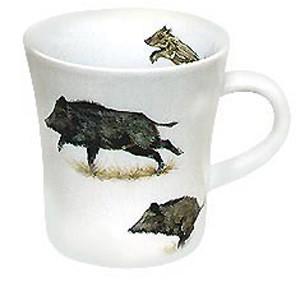 """Kaffeebecher """"Wildschweine 2"""""""