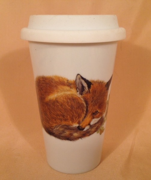 "Coffee-to-go-Becher ""Fuchs"""