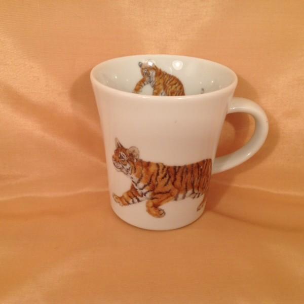 """Kaffeebecher """"Tiger"""""""