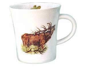 """Kaffeebecher """"Röhrender Hirsch"""""""