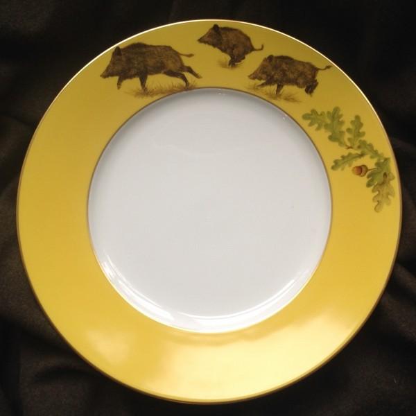 """Speiseteller """"Wildschweine"""" Ø 27 cm"""