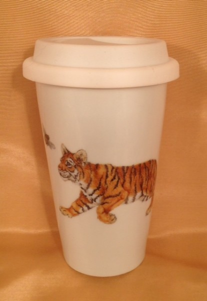 "Coffee-to-go-Becher ""Tigerkinder"""