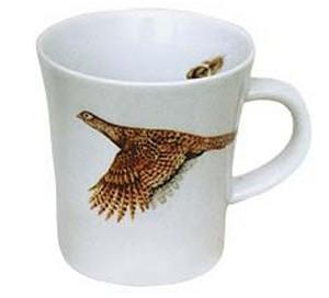 "Kaffeebecher ""Fasanenhenne"""