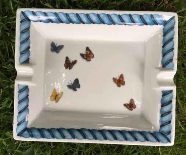 """Aschenbecher """"Schmetterlinge"""""""