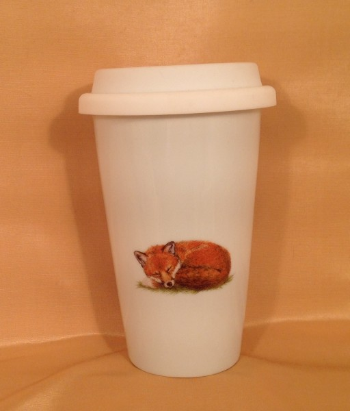 "Coffee-to-go-Becher ""Fuchs 2"""