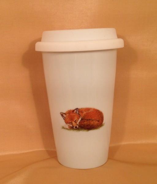 "Coffee-to-go-Becher ""Fuchs 2"""