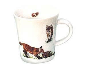 """Kaffeebecher """"Füchse 7"""""""
